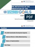 2. 1-PSA-05Oct2016 PH SDG Implementation Slides NEDA Asuncion