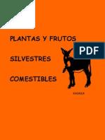 Plantas y Frutos Silvestres Comestibles