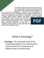 Socio Basic
