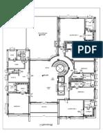 Id 1020 First Floor Plan Window Model
