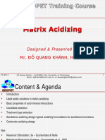 C7 Matrix Acidizing