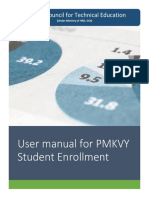 PMKVY Student Enrollment Help Manual Submit