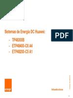 DC Energy System Huawei (R) v4