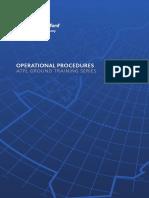 CAE Oxford Aviation Academy - 070 Operational Procedures (ATPL Ground Training Series) - 2014.pdf