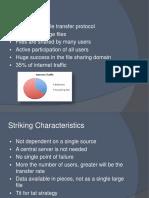 Technical Presentation on Bittorrent
