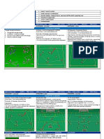 Combining & Improve Passing for Penetration for u11