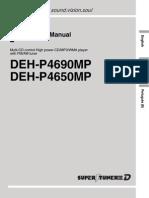 PioneerCaraudioManual-DEHP465090MP