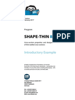 Shape Thin 8 Introductory Example En