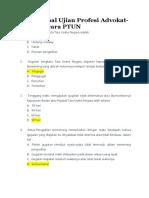 Hukum Acara Ptun