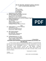 Commissioner Appointment Petition in Mvop-388-2016-2