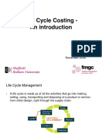 Paul Wyto Life Cycle Costing