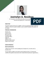 Joemelyn Resume.docx