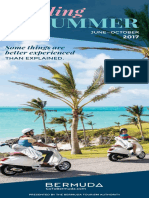 Bermuda Sizzling Summer Brochure 2017