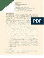 Webgrafia Convivencia, Ministerio de Educación de la Republica Argentina