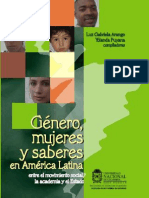 Yolanda Puyana Género, mujeres y saberes en América Latina entre el movimiento social, la academia y el Estado.pdf