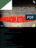 Capitán de Yate Para Niños (Navegación Astronómica)