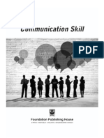 Communication Skills I-II