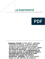 CURS  ŞCOALA POZITIVISTĂ(1).ppt