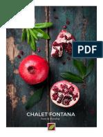 Piano Di Branding Chalet Fontana