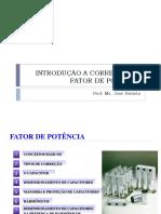 CFH 01 Correção de Fator de Potencia