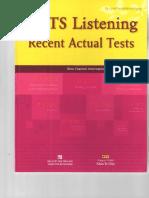 IELTS Listening Recent Actual Tests.pdf