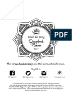 Dreambook Planner2017-PDF VERSION