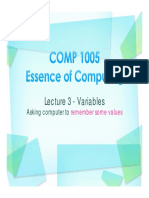 Documentation- Arduino Programming Language | Data Type | Integer