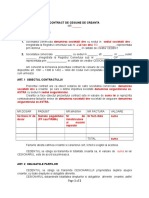 Contract Cesiune in Alb pentru reparatii auto pe asigurare RCA