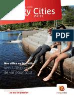 Energy Cities INFO - Edition spéciale 2010