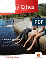 Energy Cities INFO - Special edition 2010