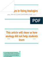 2-Challenges in Using Analogies