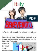 italian present