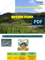 Seguro Agrario 2014 2015