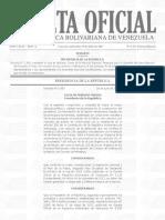 En Gaceta | Declaran zonas de protección especial para garantizar voto el 30J