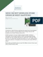 West Hartford