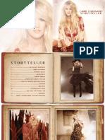 Digital Booklet - Carrie Underwood - Storyteller