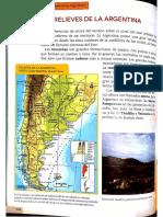 Biomas y Relieve de Mendoza y de Argentina