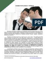 Narcisismo Patologico y Trofico HORNSTEIN,LUIS