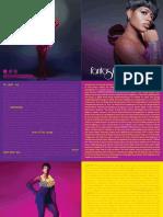 Digital Booklet - Fantasia - Back to Me