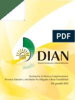 cartilla 210 no obligadas a llevar contabilidad.pdf