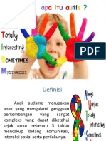 Autisme, Attention Defisit Disorder Dan Attention Defisit 2