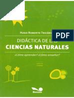 Didactica de Las Ciencias Naturales- Tricarico