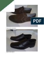 Zapatos Hombre Café Talla 39