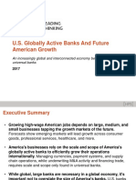 The Value of Globally Active U.S. Banks