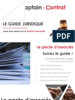 Guide Pacte Associes