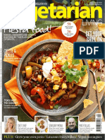Vegetarian Living - August 2016 UK