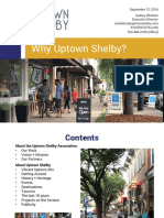 Uptown Shelby Investment Guide_2017