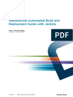 WebMethods Automated Build and Deployment Guide With Jenkins v01