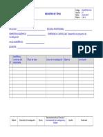 F04 PP PR 02.02 Registro de Tesis