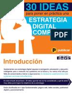 30_Ideas Estaregia Digital